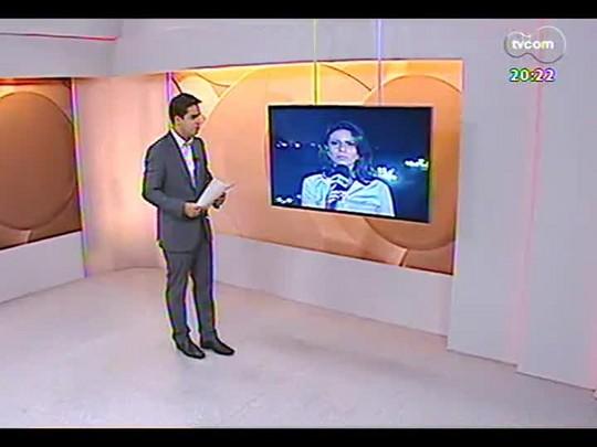 TVCOM 20 Horas - O movimento nas estradas na véspera do feriado de Páscoa - Bloco 3 - 17/04/2014