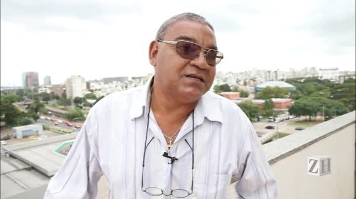 """Alcindo: \""""Acho que vai ser muito difícil pro Grêmio hoje\"""""""