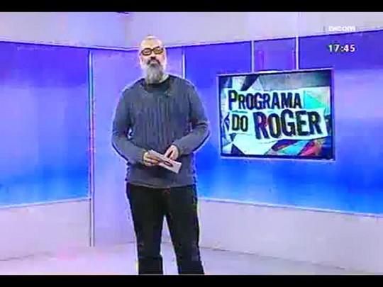 Programa do Roger - Banda Lítera - Bloco 1 - 02/06/2014