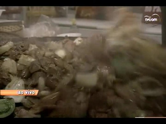TVCOM Tudo+ - Especial Festa do Pinhão - Bloco 1 - 13/06/14
