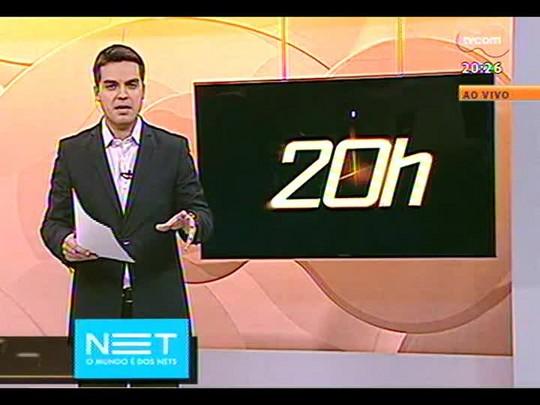 TVCOM 20 Horas - Os protestos durante a Copa do Mundo - Bloco 3 - 18/06/2014