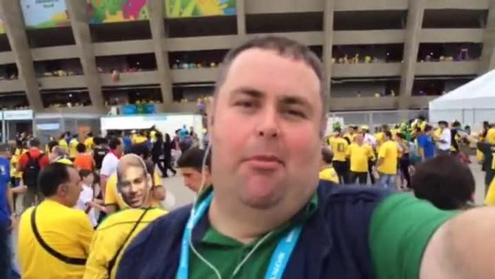 Gigante na Copa: confira a expectativa dos torcedores antes de Brasil x Alemanha