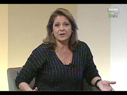TVCOM Tudo Mais - Menino Getúlio Felipe Fernandes da Silva comenta o jogo Brasil X Alemanha