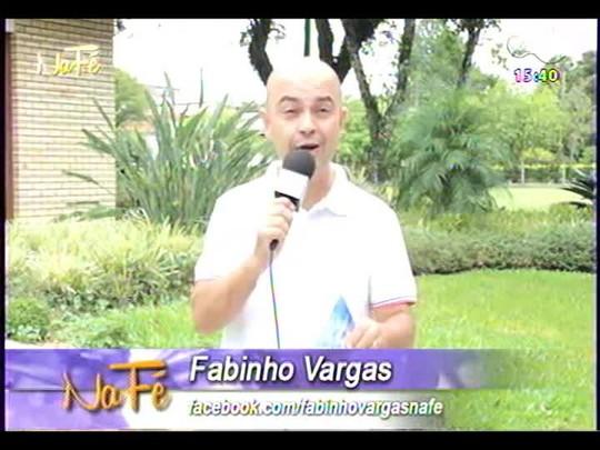 Na Fé - Clipes de música gospel e bate-papo o escritor Carlos Vieira - 13/07/2014 - bloco 3