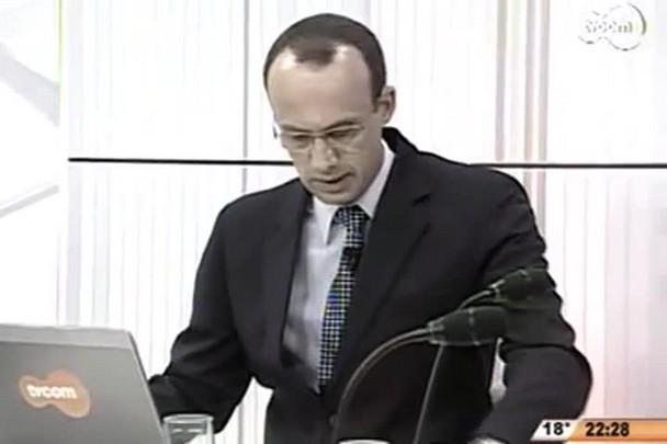 Conversas Cruzadas - Ações da PM estão matando mais em SC? - 2º Bloco - 29/07/14