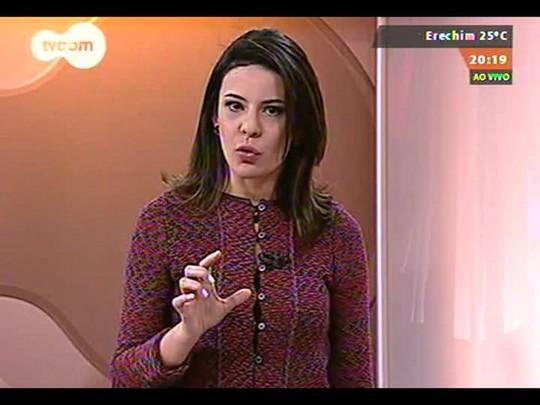 TVCOM 20 Horas - Chaveiro que se transforma em arma de fogo é apreendido durante revista na Restinga - Bloco 3 - 21/08/2014