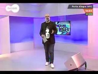 Programa do Roger - Novidades 10º Bienal do Mercosul - Bloco 2 - 27/08/2014