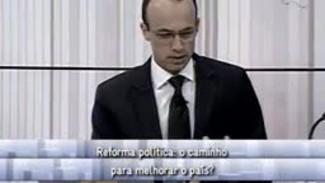 Conversas Cruzadas - Reforma Política - 3ºBloco - 12.09.14