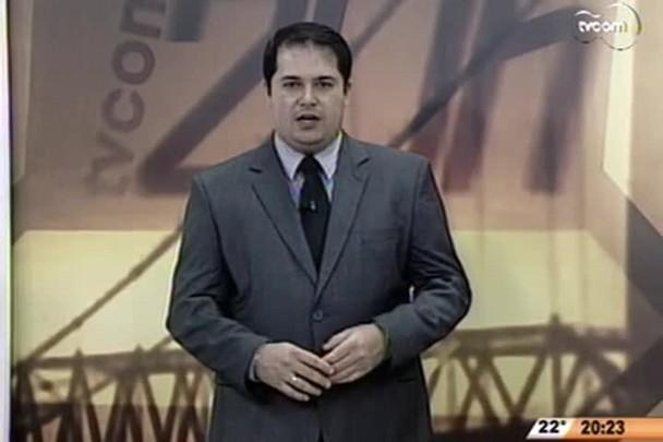 TVCOM 20 Horas - Exploração sexual de menores é discutida na capital - 2º Bloco - 19/09/14