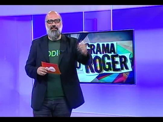 Programa do Roger - Banda Bidê ou Balde - Bloco 4 - 14/10/2014