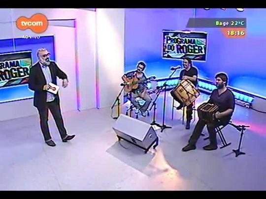 Programa do Roger - Ernesto Fagundes e Trio - Bloco 3 - 03/11/2014