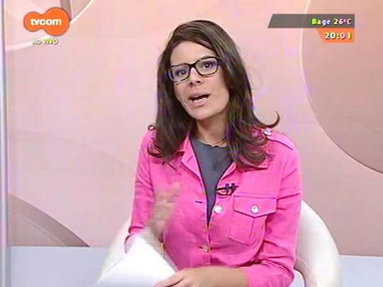 TVCOM 20 Horas - A consequência dos 33 cargos em aberto no segundo escalão do governo de José Ivo Sartori - 08/01/2015
