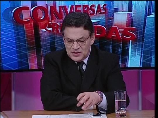 Conversas Cruzadas - Descriminalizaçao do uso da maconha - Bloco 4 - 10/03/15