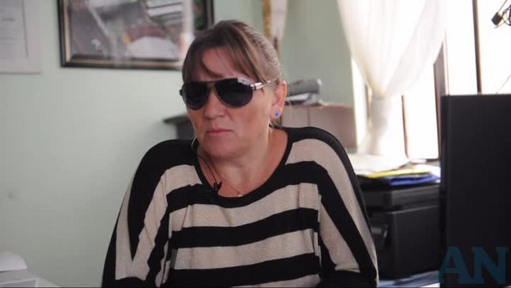 Mulher do motorista de ônibus que caiu em ribanceira fala sobre o acidente