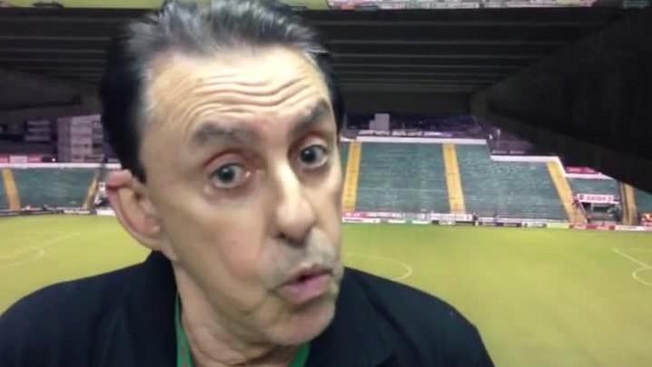 """Roberto Alves: \""""Figueirense perdeu a grande a oportunidade de reverter a vantagem do JEC"""
