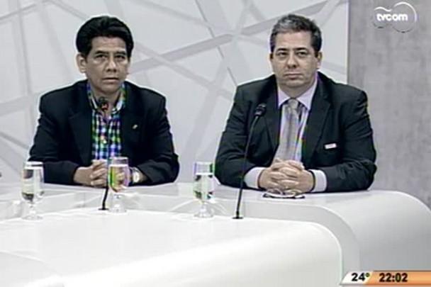 Conversas Cruzadas - Fórum Internacional de Mobilidade Urbana - 1º Bloco - 27.04.15