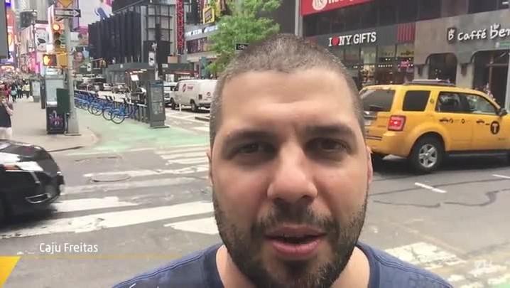 Direto de Nova Iorque - Conheça a arma para Vitor Belfort vencer Chris Weidman