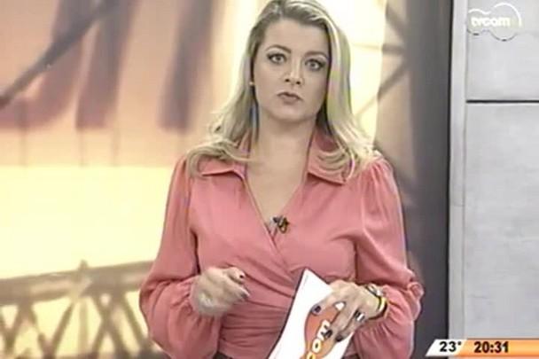 TVCOM 20 Horas - O Hospital Infantil Joana de Gusmão deve melhorar estrutura para receber pacientes do interior - 14.05.15