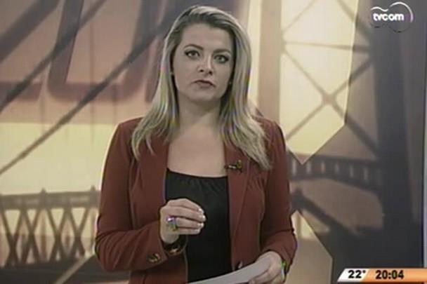 TVCOM 20 Horas - Motoristas e cobradores de Florianópolis aprovam estado de greve em assembleia - 19.05.15