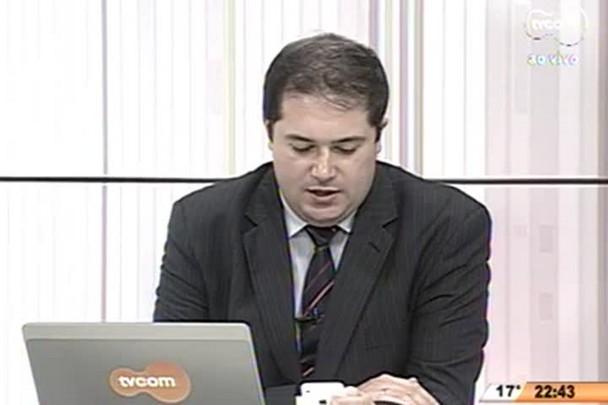 Conversas Cruzadas - Autonomia da Perícia Oficial Criminal no Brasil - 3º Bloco - 23.07.15