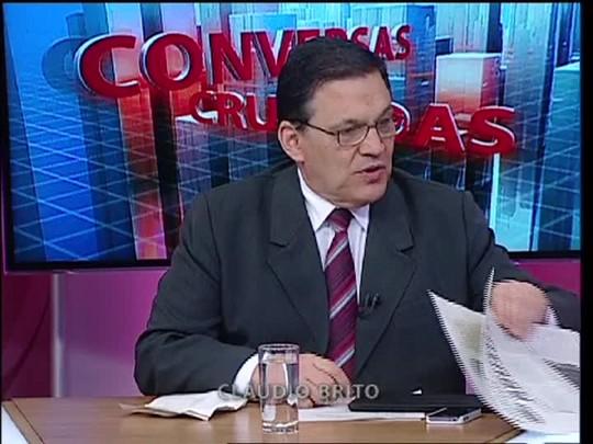 Conversas Cruzadas - Debate sobre os casos de abusos e maus-tratos de crianças e adolescentes em abrigos da Capital - Bloco 1 - 28/07/2015