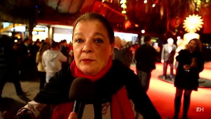 Bete Mendes destaca a importância dos festivais de cinema no Brasil