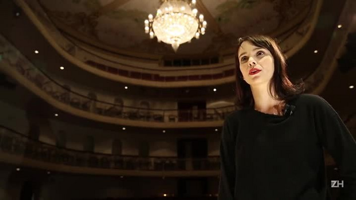 Débora Falabella fala sobre seu papel em nova série da Globo