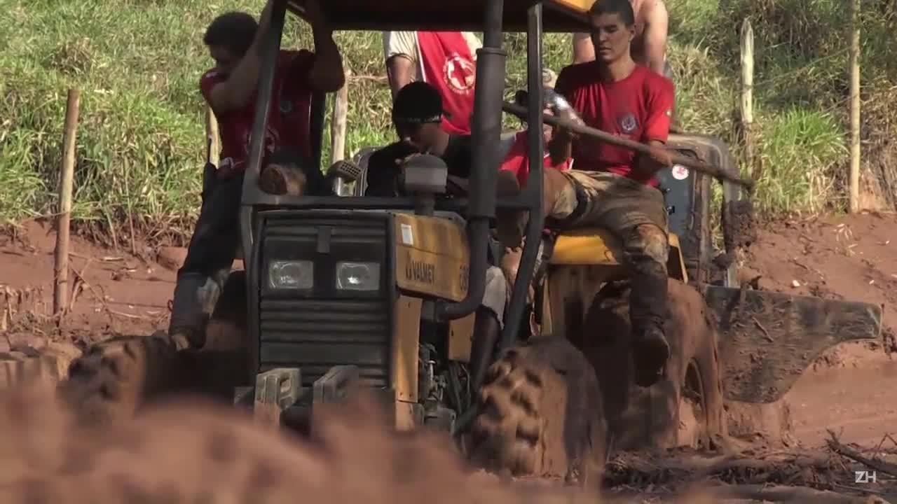 Tragédia em Minas: equipes levam água e mantimentos aos isolados
