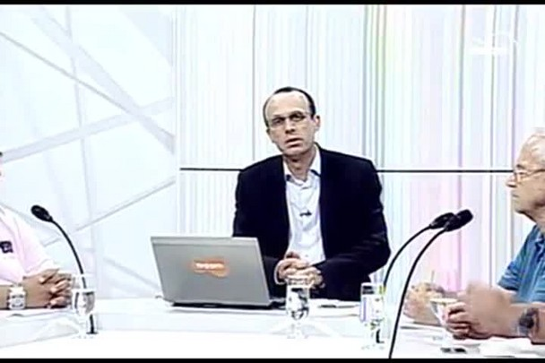 TVCOM Conversas Cruzadas. 3º Bloco. 08.01.16