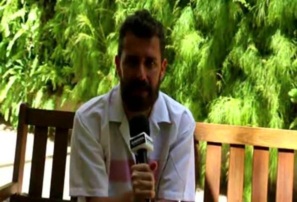 Assista entrevista com o diretor do espetáculo Apareceu a Margarida