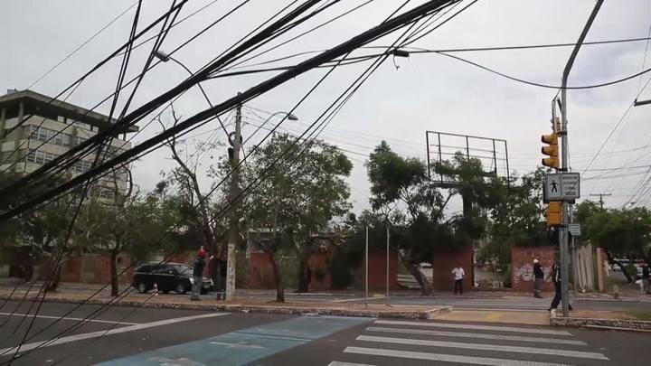 Porto Alegre: do caos à reconstrução