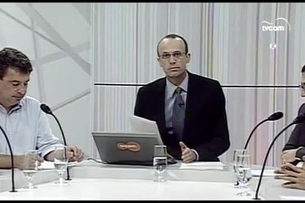 TVCOM Conversas Cruzadas. 4º Bloco. 15.02.16
