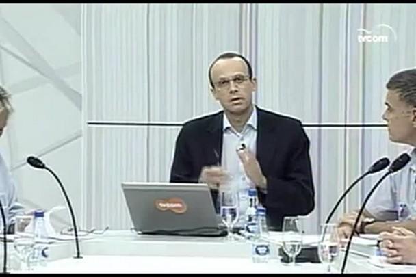 TVCOM Conversas Cruzadas. 4º Bloco. 04.03.16
