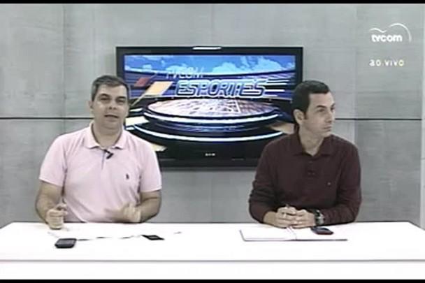 TVCOM Esportes. 2º Bloco. 25.03.16