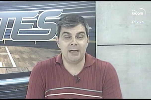 TVCOM Esportes. 4º Bloco. 29.03.16
