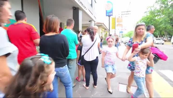 H1N1 no Estado gera fila por vacina em Santa Maria