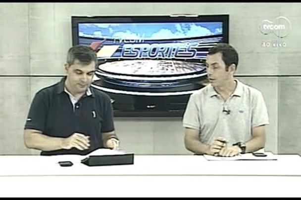 TVCOM Esportes. 1º Bloco. 19.04.16