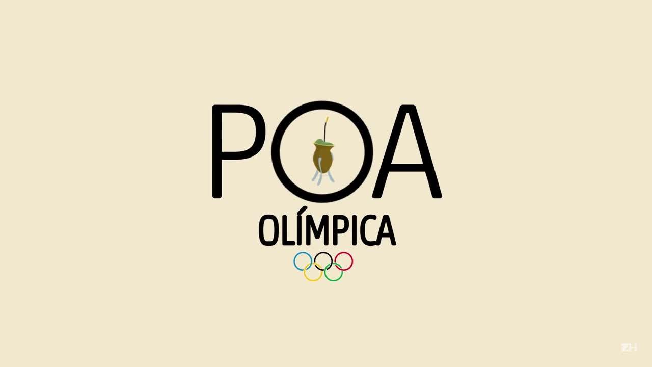 POA Olímpica: arremessos de martelo e disco