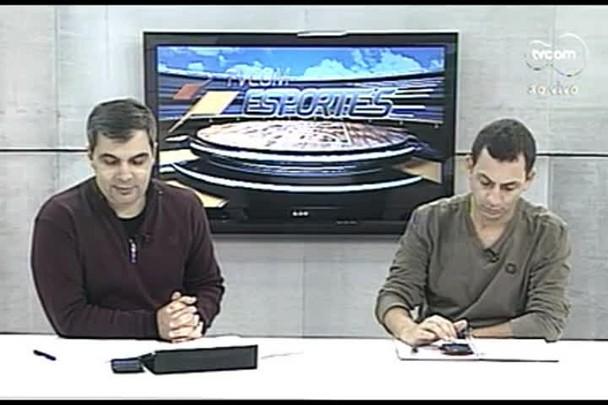 TVCOM Esportes. 2º Bloco. 11.05.16