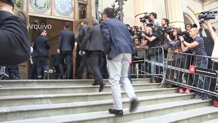 Messi é condenado a 21 meses de prisão