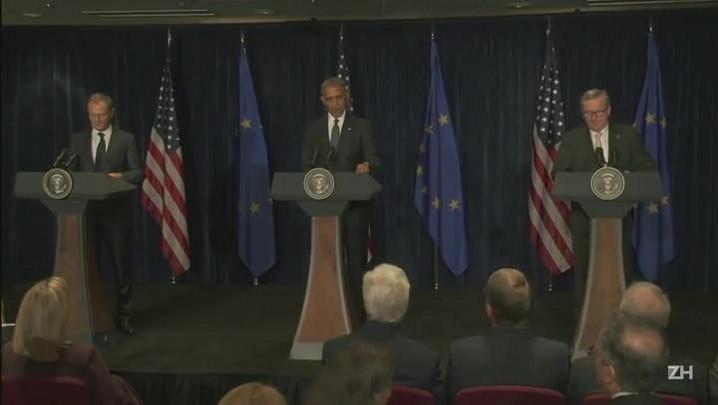 Obama condena ataque contra policiais em Dallas