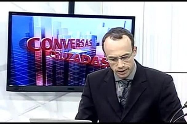 TVCOM Conversas Cruzadas. 3º Bloco. 07.07.16