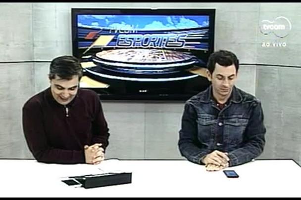 TVCOM Esportes. 2º Bloco. 23.08.16