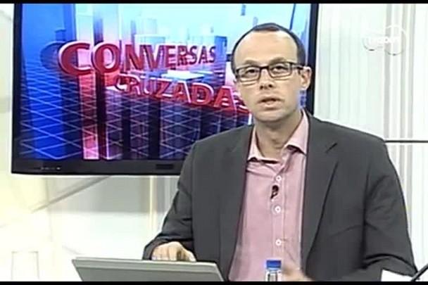 TVCOM Conversas Cruzadas. 3º Bloco. 04.10.16