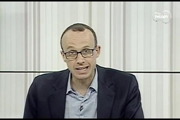 TVCOM Conversas Cruzadas. 1º Bloco. 07.10.16