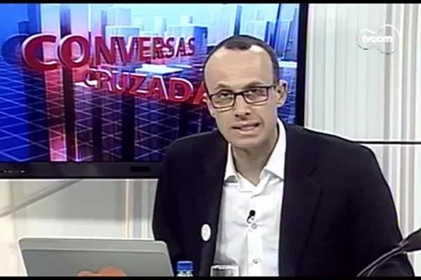 TVCOM Conversas Cruzadas. 2º Bloco. 12.10.16