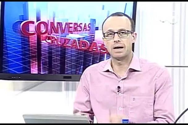 TVCOM Conversas Cruzadas. 4º Bloco. 21.10.16