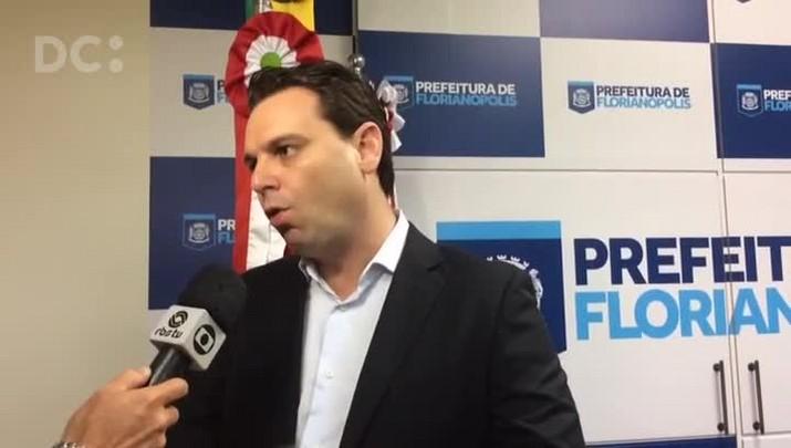 Prefeito Cesar Souza Junior afirma que Uber será regulamentado até dezembro em Florianópolis