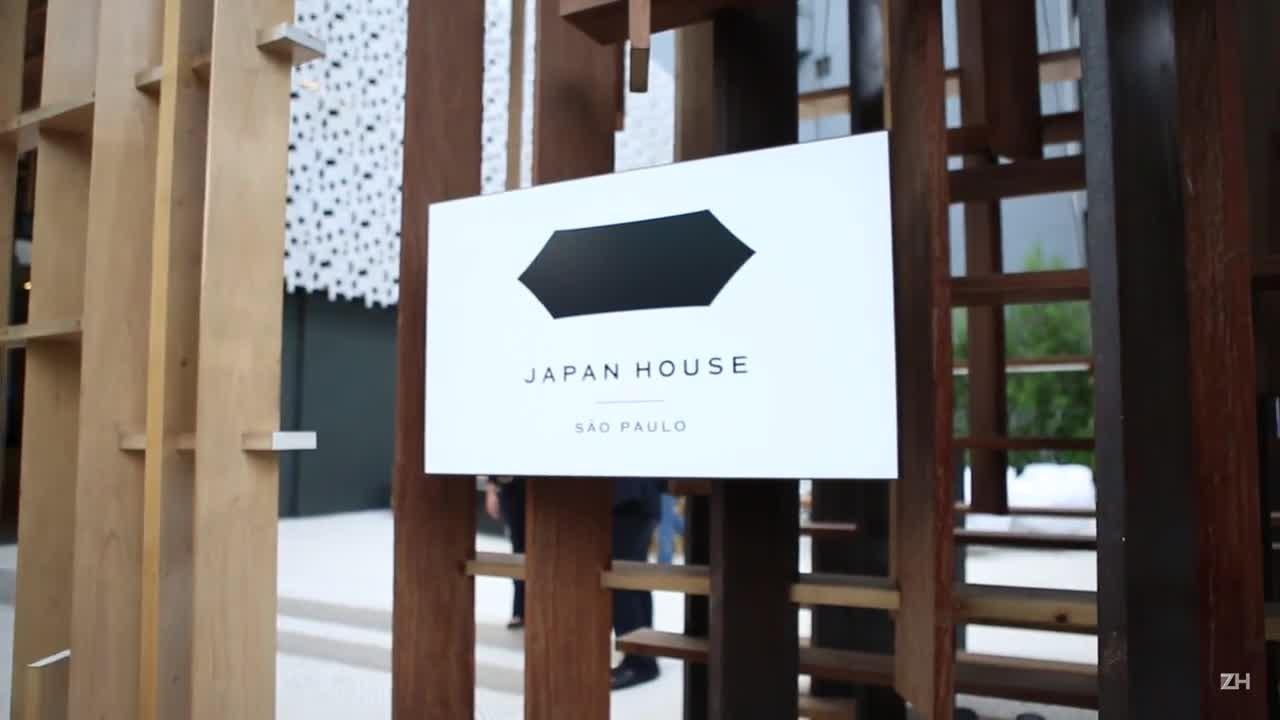 Japan House abre suas portas ao público na Avenida Paulista