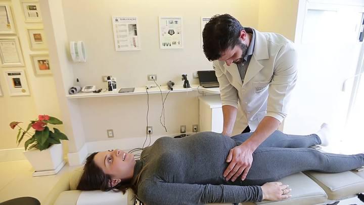 Quiropraxia pode ajudar gestantes